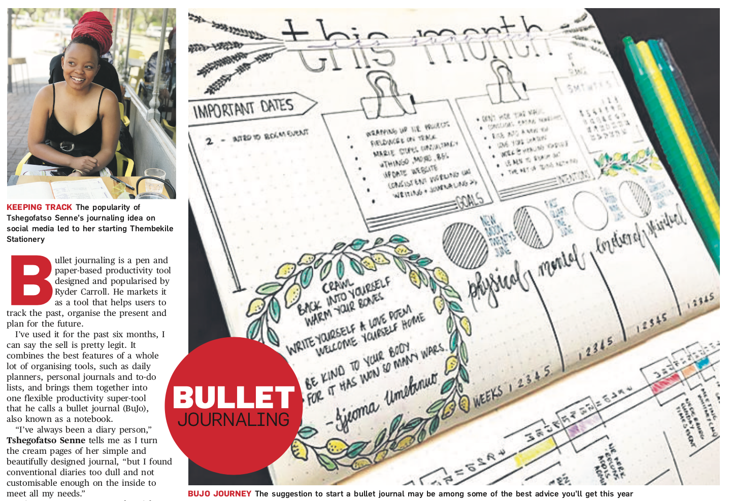 What is a bullet journal and why should you start one?